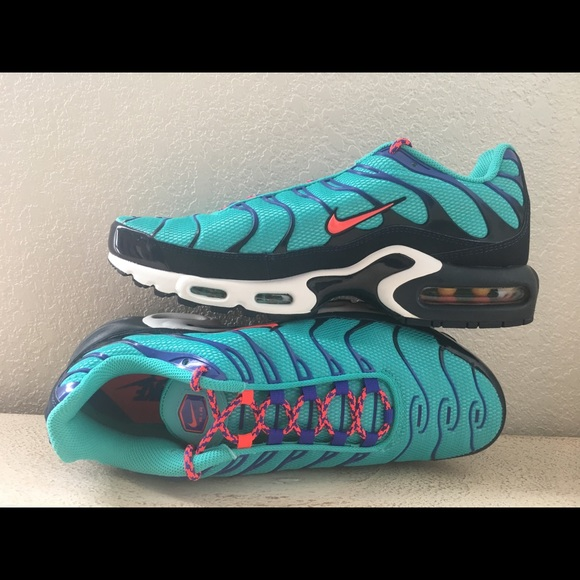 best website 0706e d6c4a Brand New Nike Air Max Plus TN Hyper Jade